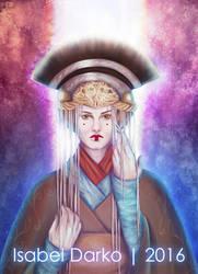 Padme Amidala by elyJHardy