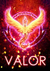 Team Valor by elyJHardy