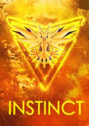 Team Instinct by elyJHardy