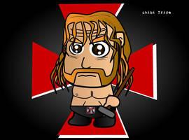 Triple H - Chibi Wrestlers by kapaeme