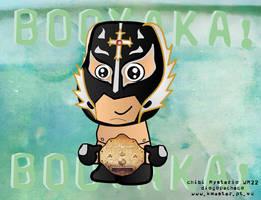 Rey Mysterio by kapaeme