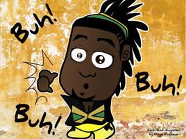 Kofi Kingston by kapaeme