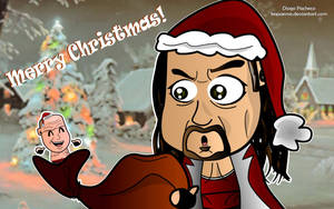 Merry Taker Christmas by kapaeme