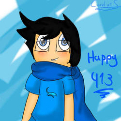 413- Happy B-day John! by Carolars