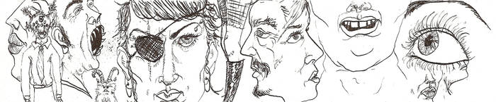 Ink doodles2- sep09 by Jasika