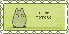 Totoro by hounded
