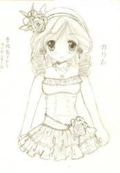 Karin Roses by Tensai253