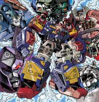 Guido's Wreckers by kerfufflecolor