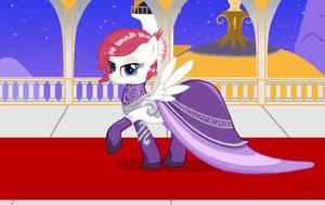 Phoe's Gala Dress by lunarapologist