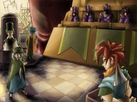 Unfair Trial by densai