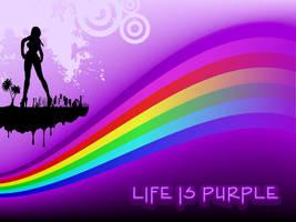 purple by hpio