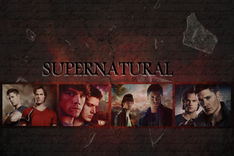 Supernatural Wallpaper Sam And Dean By Vampiric Time Lord On