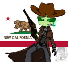 NCR Ranger Tex by Sandwich-Anomaly