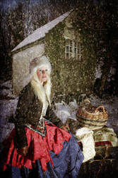Snegurochka The Snowmaiden II by SonOfTheSea