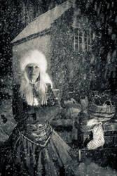 Snegurochka The Snowmaiden IV by SonOfTheSea