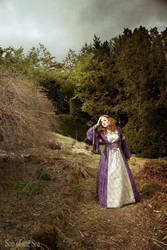 Lady of Fingask .. revisited by SonOfTheSea