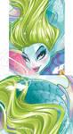 Siren Details by KelleeArt