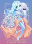 Aquarius WIP by KelleeArt