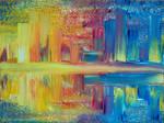 CITY LIGHTS by ARTBYTERESA