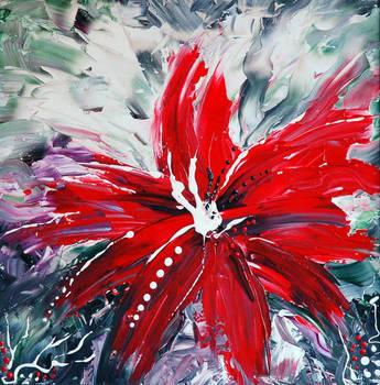 RED BEAUTY by ARTBYTERESA