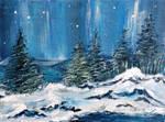 WINTER NIGHT by ARTBYTERESA