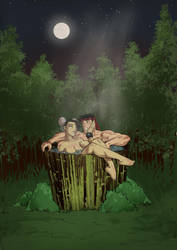 Ryu N Chunners by psychotoonist