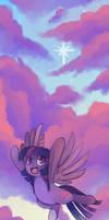 Princess Twilight by MishDeshpair