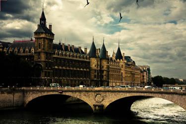 Old Paris by dogeatdog5