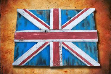 Union Jack Flag by dogeatdog5