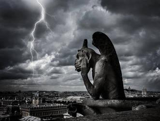 Midnight in Paris by dogeatdog5