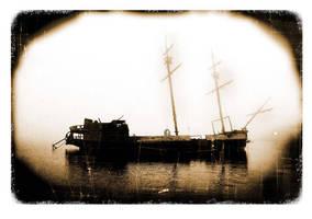Ghost Ship II by dogeatdog5