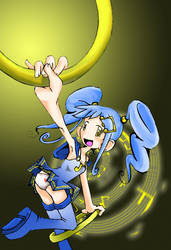Alaina magic rings by Silphy