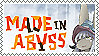 Made in abyss stamp by agirlofmany-emoticon