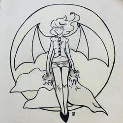 Fairy Woman by Slinky-draws