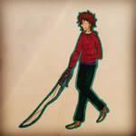 Roman by Slinky-draws