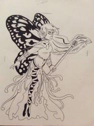 Art Fair entry by Slinky-draws