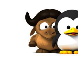 GNU-Linux by levhita