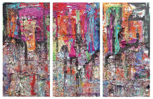 B12 Triptych by Synthaesthetic