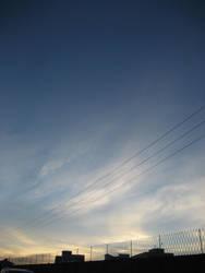 Afternoon End by KarenSayuri