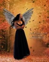 Autumn Angel by SuzieKatz