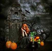 Devious Witch by SuzieKatz