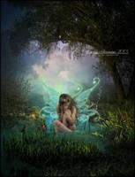 Fairy Play by SuzieKatz