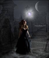 Ghostly Apparition by SuzieKatz