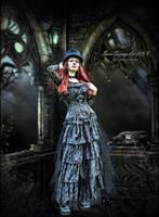 Gothic Bride by SuzieKatz