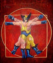 Wolverine by hyvanildo
