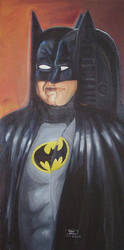 Batman by hyvanildo