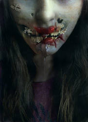 zombie by dihaze
