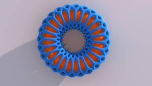MB3D CMDRCHAOS 3D MESH by nic022