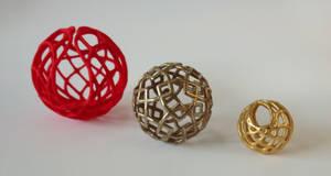 Shapeways 3D printed models by nic022