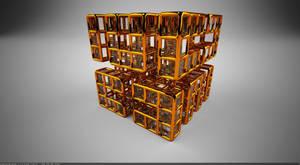 TopMod Hilbert Cube by nic022